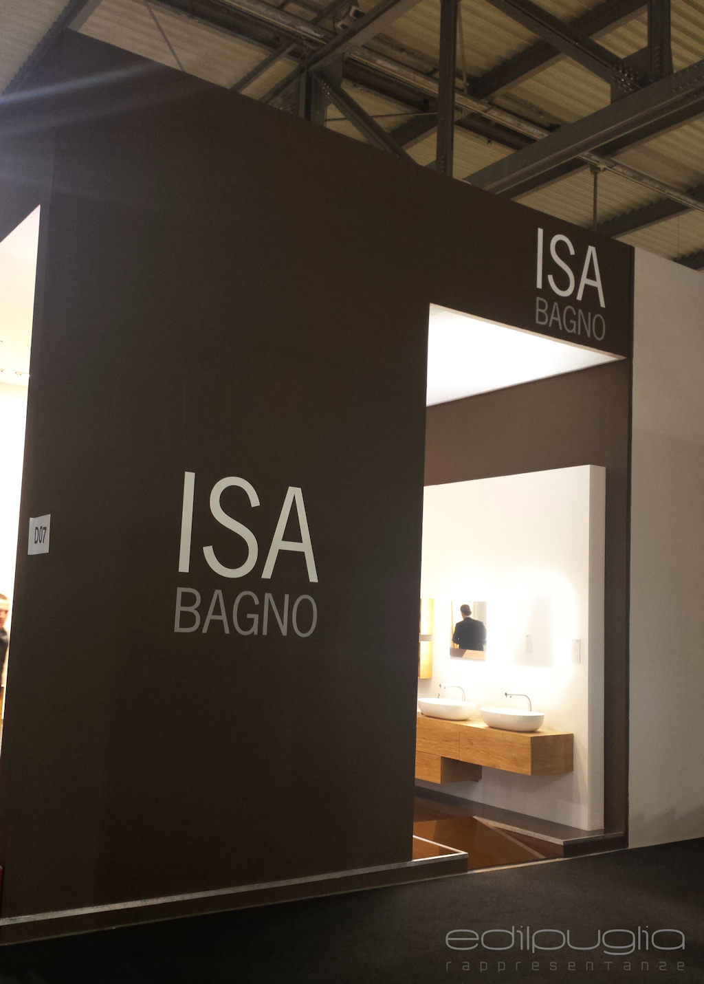 Isabagno presenta le sue ultime novit al salone del for Elenco espositori salone del mobile 2016